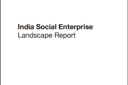 India Social Enterprise Landscape