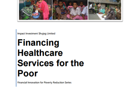 Financing Healthcare Services for the Poor, 2014