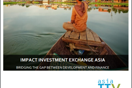 Impact Investment Exchange Asia Case Study, 2016
