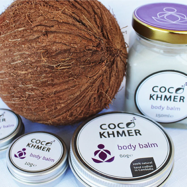 Coco Khmer Body Balm