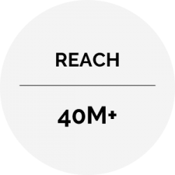 Reach40M