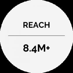Reach84M